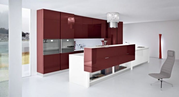 Cucine Moderne Litorale Romano